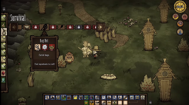 Don't Starve Reign of Giants - Feature