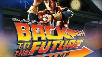 Back to the Future Xbox One, Xbox 360 and PS4 release date listed on Amazon