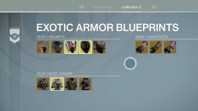 Destiny: The Taken King introduces Exotic Blueprints