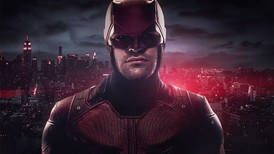 Take a new look a Daredevil's new suit for Season 2