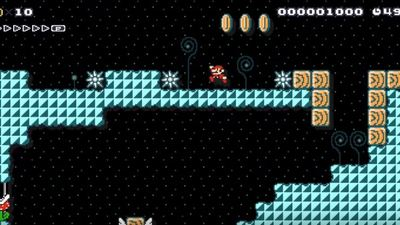 Someone created Metroid in Super Mario Maker because Nintendo won't
