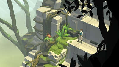 Lara Croft Go is releasing next week on mobile