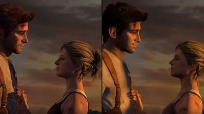 Uncharted: Nathan Drake Collection story trailer gets a PS4 vs PS3 comparison
