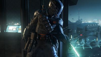 Call of Duty: Black Ops 3 beta adds Spectre Specialist and Safeguard mode
