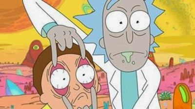 Rick & Morty debut as alternative announcers for Dota 2