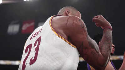 NBA 2K16 cover stars are '#Winning' in first extended gameplay trailer