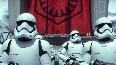 Star Wars: The Force Awakens 'The First Order' inspired by Nazis