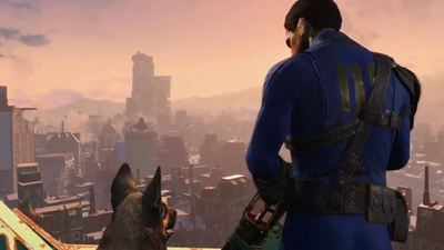 Bethesda's Pete Hines believes Fallout 4 'can top Skyrim'