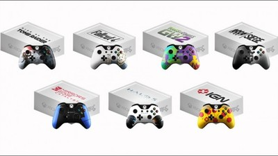 Microsoft takes to PAX Prime with seven exclusive Xbox One controllers to give away