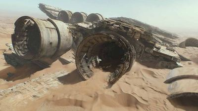 Star Wars: The Force Awakens to hijak all North America Imax theaters for a month