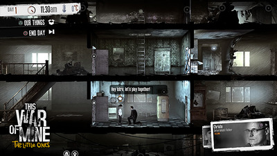 This War of Mine coming to Xbox One and PS4 with a heart-wrenching twist