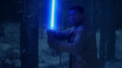 First look at Star Wars: The Force Awakens' big lightsaber duel