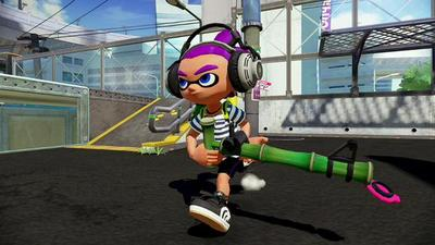 Splatoon to get new weapons right before Splatfest
