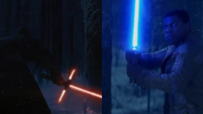 New trailer for Star Wars: The Force Awakens coming next week?