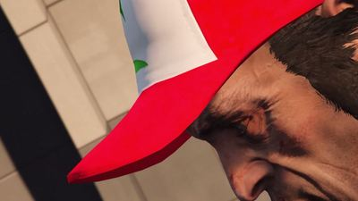 The Pokemon show intro recreated is GTA 5 is terrifying and amazing