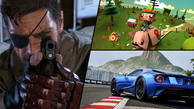 Our most anticipated Xbox One and PS4 games of September 2015