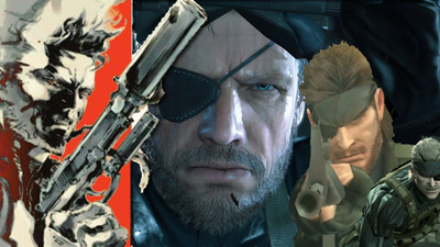 MGS 5: Ranking Hideo Kojima's 8 other Metal Gear games