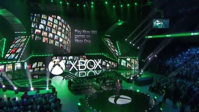 So where's that Xbox One backwards compatibility news we were promised?