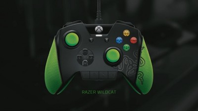 Razer Wildcat Xbox One controller announced