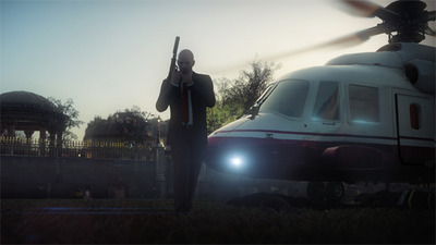 Gameplay of Hitman's 'Showstopper' mission premieres at PAX