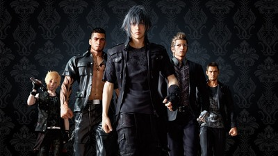 Final Fantasy 15 to release next year