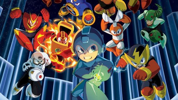 Mega Man Legacy Collection - Feature