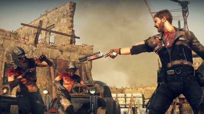 The Mad Max PS4 exclusive content is really lame