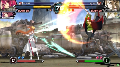 Here's your first look at the opening movie for Dengeki Bunko Fighting Climax