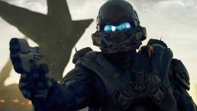 Microsoft teases upcoming Halo 5: Guardians trailer with epic gifs