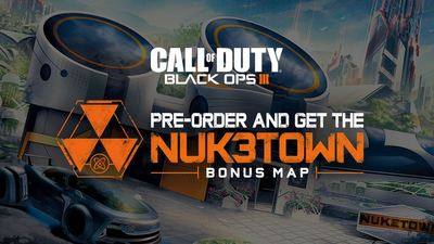 Nuketown returns as Call of Duty: Black Ops 3 pre-order bonus