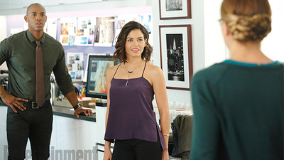 Our first look at Supergirl's Lucy Lane