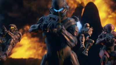 The Halo 5: Guardians opening cinematic is here