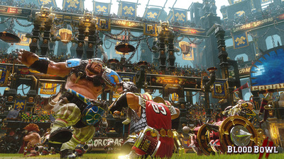 New Blood Bowl 2 gameplay trailer revealed