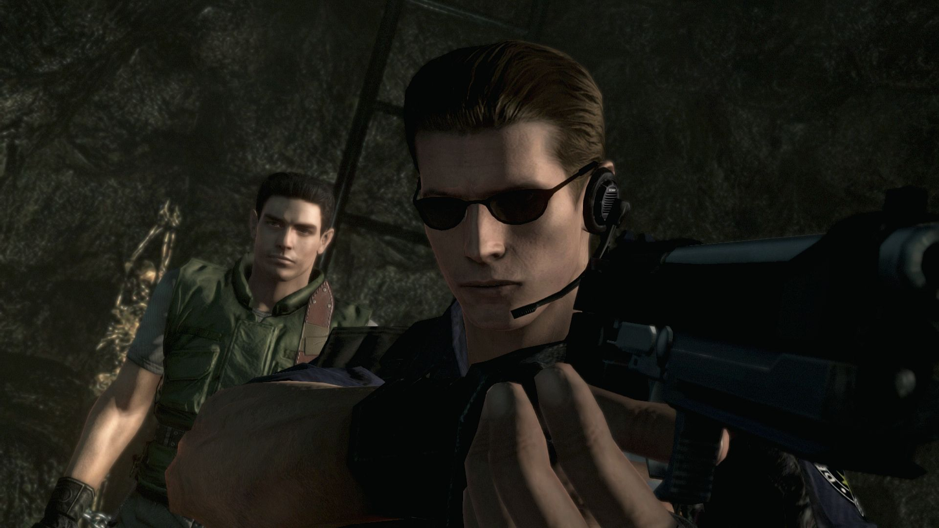 First look at Wesker M...