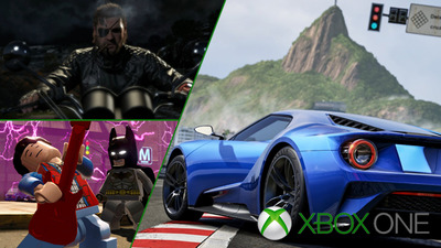 Xbox One game releases for September 2015