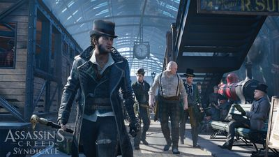 Assassin's Creed Syndicate trailer paints a pretty picture of London in 1868