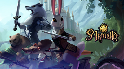 The fight for the throne begins with today's release of Armello
