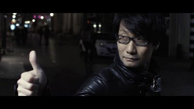Hideo Kojima thanks fans and developers that made Metal Gear Solid 5: The Phantom Pain possible