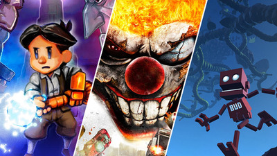 PSA: September's PS Plus games are now available