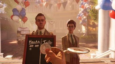 Vote for the Golden Joystick Awards, get BioShock Infinite for $1