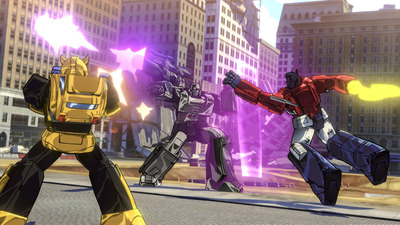 Transformer Devastation pre-order bonuses announced