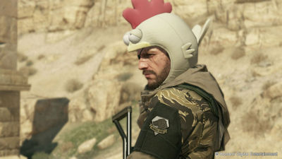 Konami disables some features in Metal Gear Solid 5: The Phantom Pain