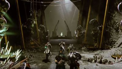 Destiny livestream: Bungie previews The Taken King's Court of Oryx