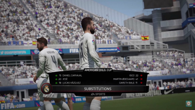 More details on FIFA 16 Career Mode