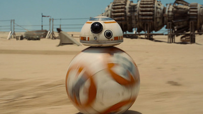 Force Friday: BB-8 'holds the key' to Star Wars: The Force Awakens