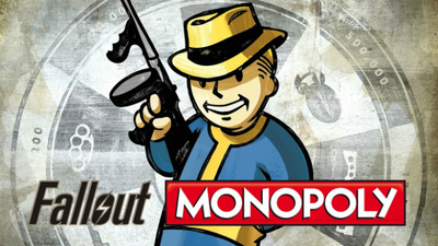 Fallout Monopoly finally gives vault dwellers something to play