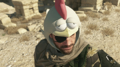 Konami disables Metal Gear Solid 5: The Phantom Pain online servers for maintenance