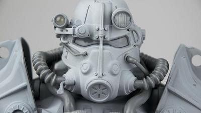 Fallout 4's Power Armor figurine looks like the next must-have