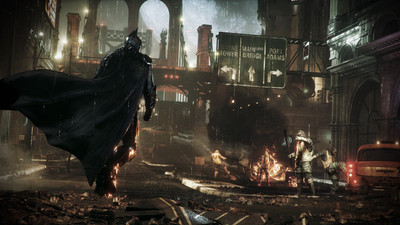 Batman: Arkham Knight finally gets patched on PC