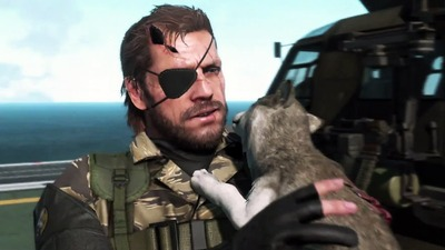 Metal Gear Solid 5: The Phantom Pain servers back online for all but PS4